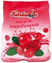 "Drink powder ""Kissel"" with cranberry flavor"