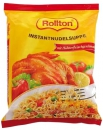 "Instant noodle soup with chicken flavor ""Rollton"""