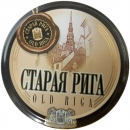 "Sprats in oil ""Old Riga"", smoked"